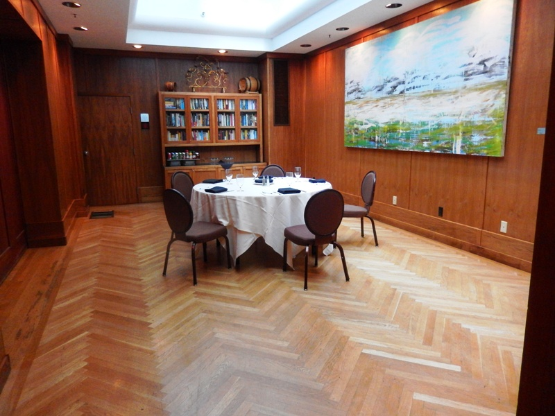 private dining rooms portland | FSOG/FREED BOOK LOCATIONS: The Heathman Private Dining ...