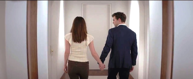 Fifty Shades of Grey - Official Trailer (HD) 2431
