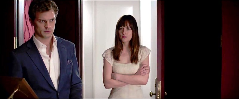 Fifty Shades of Grey - Official Trailer (HD) 2587