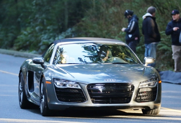 The Audis Of Christian Grey In Fifty Shades Of Grey Movie