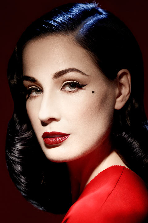 3ac2a19b9 I recently sent an email for confirmation that this photo shown in the  movie is that of Dita Von Teese. I was excited to receive this information  back from ...