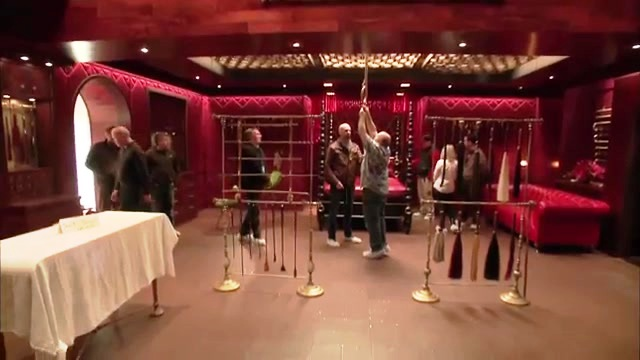 'Fifty Shades'- Inside The Red Room (Behind The Scenes Exclusive) - TODAY 140