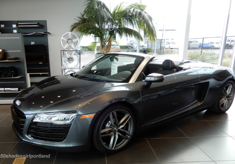 The Audis Of Christian Grey In Fifty Shades Of Grey Movie - Audi car in 50 shades of grey