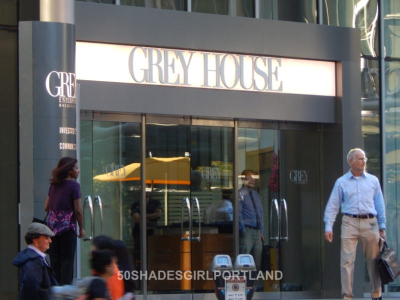 Fs freed filming at bentall 5 as grey house 50 shades 50 shades of grey house