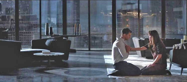 For Fifty Shades Of Grey Escala Stands Tall As The Residence He And Ana Spend A Lot Time Inside His Apartment In Bookovies