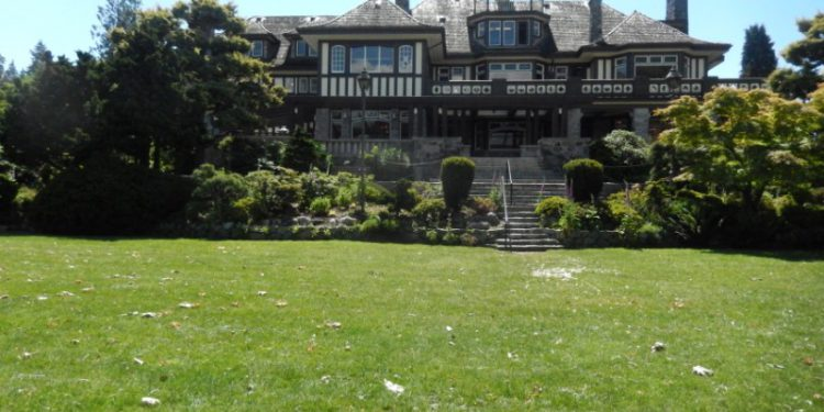 The Cecil Green House At UBC Was Used For Filming For Fifty Shades Freed As  Christian And Anau0027s New Home In Seattle.