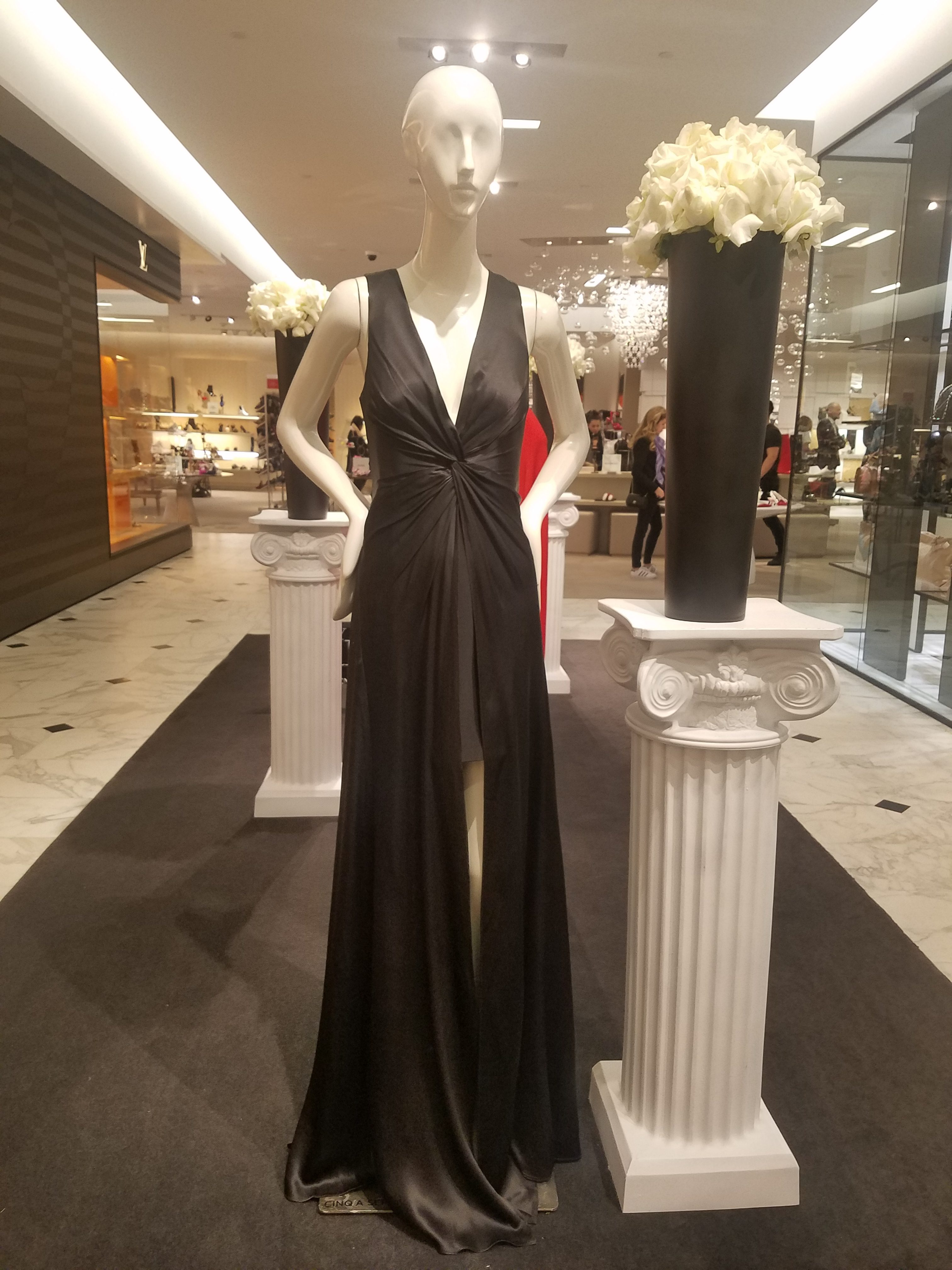 Fifty Shades Freed Saks Fifth Avenue in Los Angeles CA – 50 SHADES ...